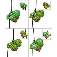 Scalers - 2 Characters - TMNT - Turtles Complete Set [並行輸入品]