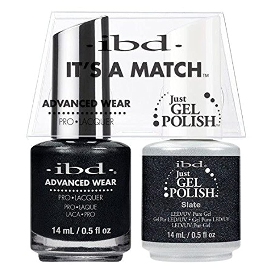 ドーム潤滑する汚れるibd - It's A Match -Duo Pack- Slate - 14 mL / 0.5 oz Each