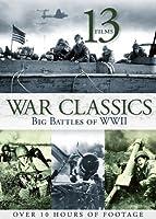 13- Films War Classics Big Battles of Wwii [DVD] [Import]