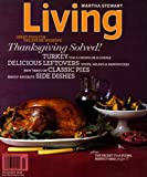 Martha Stewart Living [US] November 2008 (単号) 画像