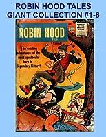 Robin Hood Tales Giant Collection #1-6 [並行輸入品]