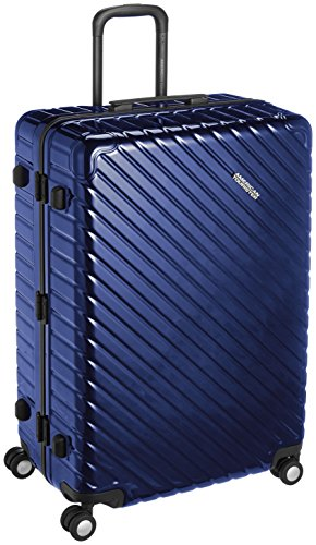[アメリカンツーリスター] スーツケース ROLLZIIロールズII スピナー75 保証付 92.0L 75cm 5.5kg 15Q*41006 41 ネイビー
