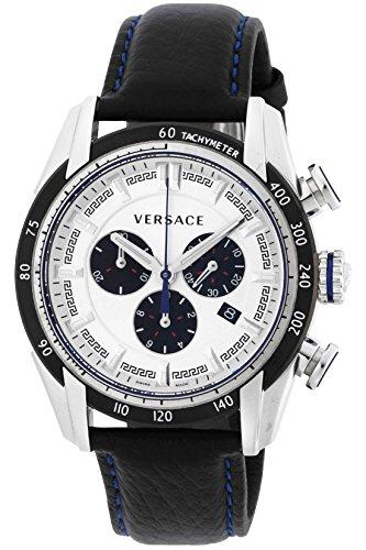 [ヴェルサーチ]VERSACE 腕時計 V-RAY シルバー...