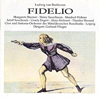 Fidelio by L. V. BEETHOVEN (2001-10-30)