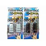 FINGER BRA フィンガーブラ FBK-209 黒 S FINGER BRA FBK-209