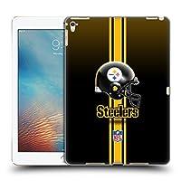 オフィシャル NFL ヘルメット ピッツバーグ・スティーラーズ ロゴ iPad Pro 9.7 (2016) 専用ハードバックケース