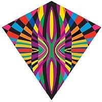 X Kites ColorMax Retro Nylon Multi-Colored Kite - 25 Inches Wide by X-Kites [並行輸入品]