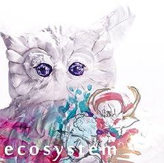 ecosystem「妄想キセイ」のジャケット画像