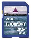 Kingston 2GB SD card SD/2GB [並行輸入品] 画像