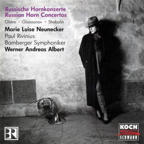 Russische Hornkonzerte (Russian Horn Concertos)