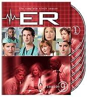 Er: Complete Ninth Season [DVD] [Import]
