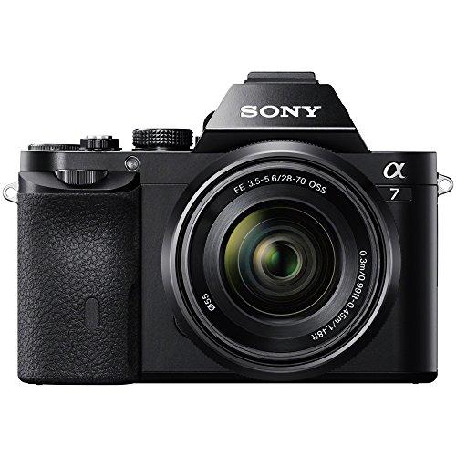 ソニー SONY フルサイズミラーレス一眼 α7 ズームレンズキット FE 28-70mm F3.5-5.6 OSS同梱 ILCE-7K