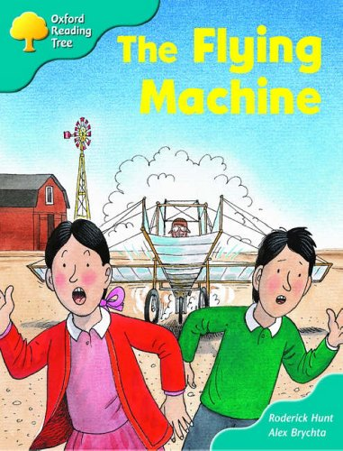 Oxford Reading Tree: Stage 9: More Storybooks (magic Key): the Flying Machineの詳細を見る
