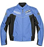 エルフ(ELF) ジャケット ナイロンブルゾン ブルー MEL-6221