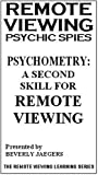 Rv Psychic Spies: Psychometry - A Second Skill for [VHS] [Import]
