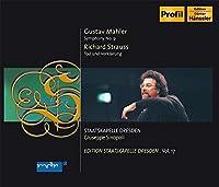 Mahler: Symphony No. 9 / Strauss: Tod und Verklarung (2007-05-29)