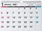高橋 2020年 カレンダー 壁掛け A4 E61 ([カレンダー])
