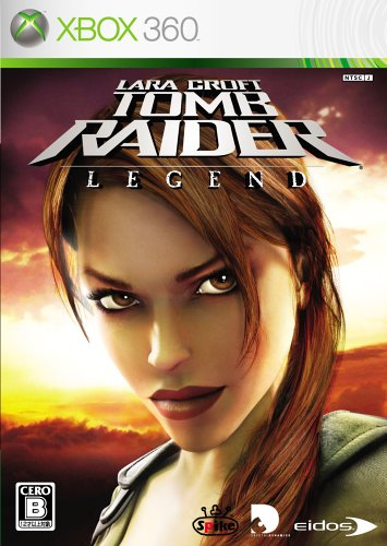 トゥームレイダー レジェンド - Xbox360の詳細を見る