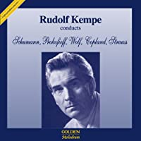 Rudolf Kempe Conducts Orchestral Music