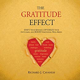 The Gratitude Effect: Shift your mindset, Optimize your outcomes, and Boost emotional well-being by [Cavaness, Rich]