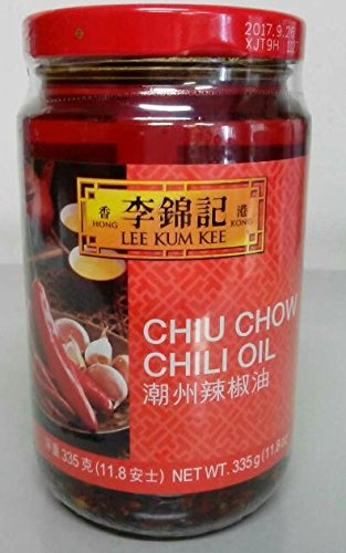 李錦記 潮州辣椒油 瓶 335G