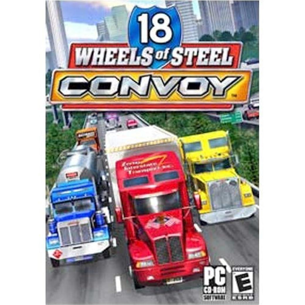 工業化するあそこ恐怖症18Wheels of Steel Convoy (Jewel Case) (輸入版)