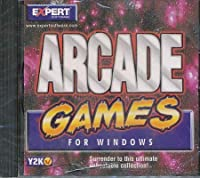 EXPERT ARCADE GAMES FOR WINDOWS [並行輸入品]
