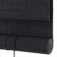 WUFENG 竹カーテン 防水ワニス 日焼け止め ティーハウス 背景 セミシェーディング ベッドルーム 6色 12サイズ カスタマイズ可能 (色 : F f, サイズ さいず : 120x180cm)