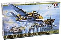タミヤ 1/48 傑作機シリーズ No.53 イギリス空軍 ブリストル ボーファイター Mk.VI プラモデル 61053