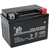 BM バイク用 バッテリー 液入り 充電済み BTX4L-BS ( YTX4L-BS / YT4L-BS / FTH4L-BS / GTX4L-BS 互換 )