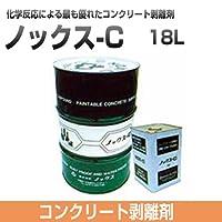 コンクリート型枠剥離剤 油性タイプ ノックスC 18L ノックス