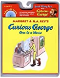 Curious George Goes to a Movie Book & CD