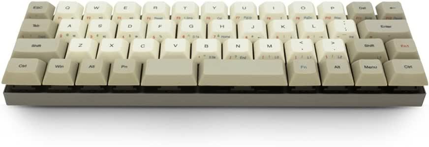 VORTEX CORE メカニカルミニキーボード 英語US配列 47キー Cherry MX 赤軸 VTG47REDBEG