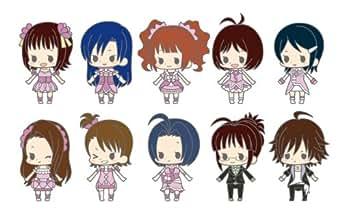 コトブキヤ アイドルマスター ラバーストラップコレクション THE IDOLM@STER stage1 キャラクターストラップ BOX