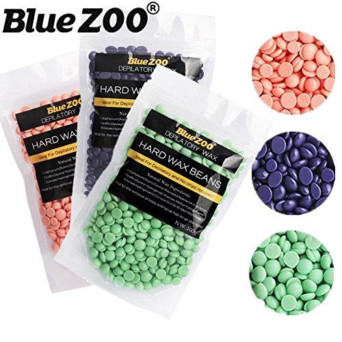 Blue ZOO (ブルーズー) 3袋100g ラベンダー、...