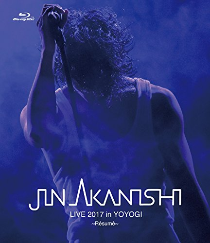 JIN AKANISHI LIVE 2017 in YOYOGI...[Blu-ray/ブルーレイ]