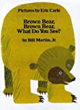 BROWN BEAR. WHAT DO YOU SEE? STG BIG BOOK (Storytime Giants)