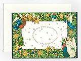 パンチスタジオ クリスマスフォトフレームカード (エンジェル) 55400