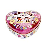 ミッキーマウス ミニーマウス ハート缶入りチョコレート お菓子 【東京ディズニーリゾート限定】