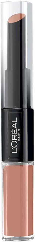 L'Oréal Paris Infallible 2-Step Lip Colour 111 Permanent Blush