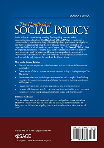 history of social policy Constitutional rights foundation bill of a national welfare system had been established for the first time in american history roosevelt signed the social.