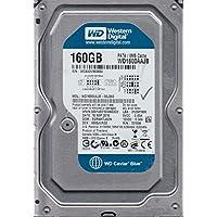 wd1600aajb-00j3a0、DCM egrnhtjaen、Westernデジタル160GB IDE 3.5ハードドライブ