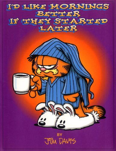 I'd Like Mornings Better If They Started Later (Main Street Editions) (English Edition)