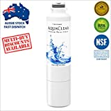 AquaClear Premium Compatible with Samsung Fridge Water Filter DA29-00020B HAF-CIN/EXP SRF680CDLS