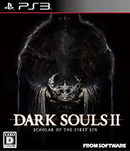 DARK SOULS II SCHOLAR OF THE FIRST SIN - PS3