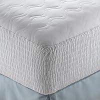 (Full) - Beautyrest Cotton Top Full Size Mattress Pad