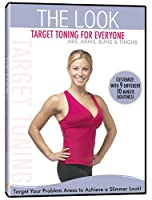 Look: Target Toning [DVD] [Import]