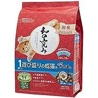ジェーピースタイル 和の究み 1歳から 遊び盛りの成猫用 2kg袋