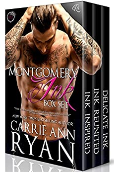 Montgomery Ink Box Set 1 (Books 0, 0.6, and 1) by [Ryan, Carrie Ann]
