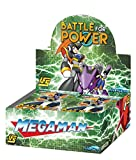 UFS Mega Man Battle for Power Booster Box